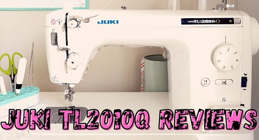 Juki TL2010Q Reviews