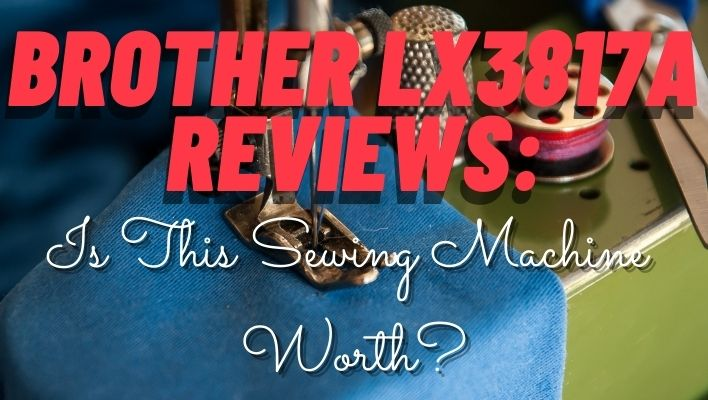 brother LX3817A reviews