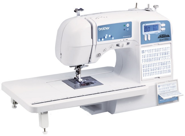 brother project runway xr9500prw