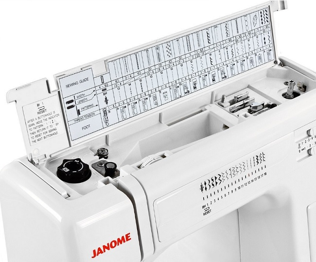 janome review