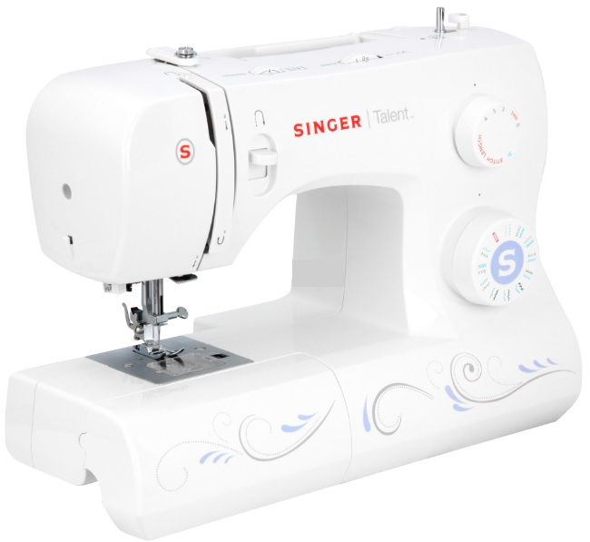singer talent sewing machine review